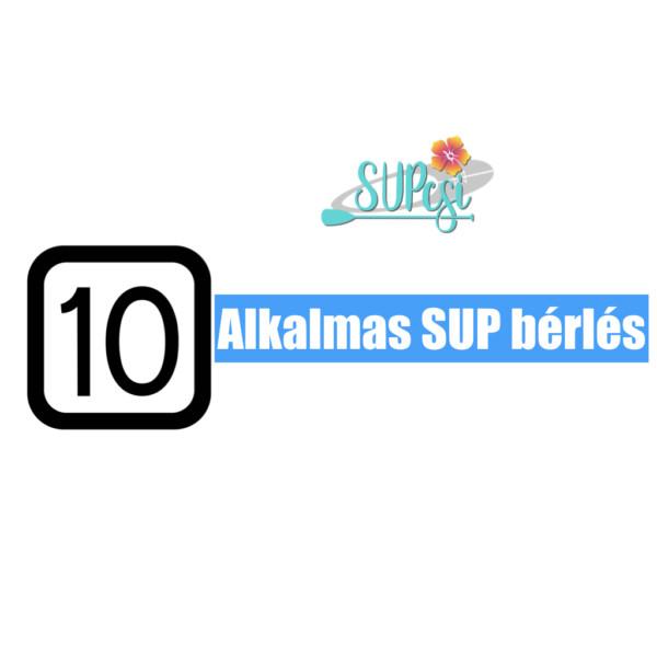 10 alkalmas Sup bérlés