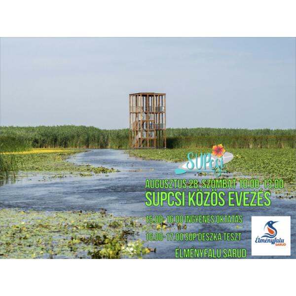 Saját deszkával részvétel augusztus 28. Tiszat-tó