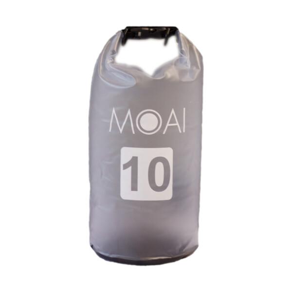 MOAI 10 LITERES VÍZHATLAN ZSÁK szűrke